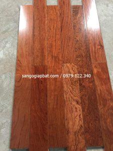 Sàn gỗ Cẩm Lai Nam Phi (18x120x750mm)