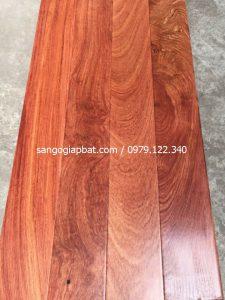Sàn gỗ Hương Đá (18x90x900mm)