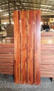 Sàn gỗ Giáng Hương Lào ghép FJL