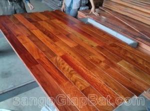Sàn gỗ Giáng Hương Lào 450