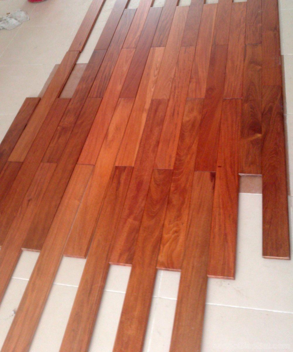 sàn gỗ căm xe tự nhiên dòng sàn gỗ tự nhiên giá rẻ