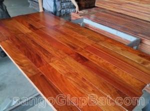 Sàn gỗ Giáng Hương Lào 600