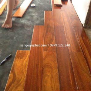 Sàn gỗ Lim (15x90x750mm)