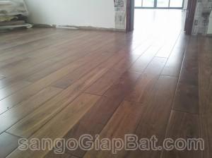 Sàn gỗ Óc Chó (15x90x900mm)