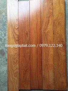Sàn gỗ Cẩm Lai Nam Phi (18x90x750mm)