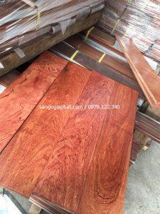 Sàn gỗ Hương Đá (18x90x750mm)