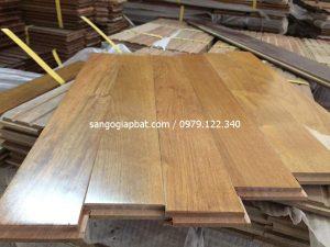Sàn gỗ Săng Lẻ – Bằng Lăng 750