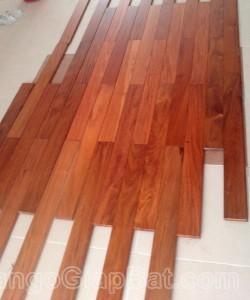 Sàn gỗ Căm Xe Lào 750