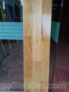 Sàn gỗ Sồi (15x90x750mm)