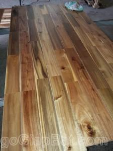 Sàn gỗ Keo Tràm (15x90x600mm)