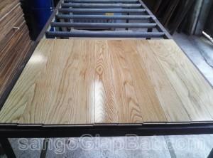 Sàn gỗ Sồi (15x120x900mm)