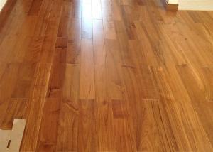 Sàn gỗ Teak Lào (18x120x900mm)