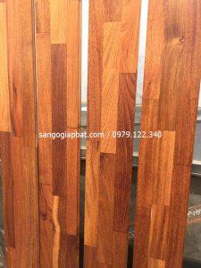 Sàn gỗ Căm Xe Lào ghép FJL
