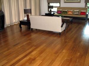 Sàn gỗ Teak Nam Phi