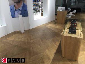Sàn gỗ Faus